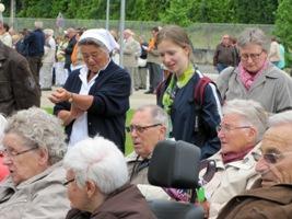 Lourdes 2013 Jeugdkring
