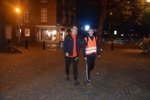 Aankomst in Maastricht