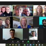 Zoom-sessie met de Nepalgroep