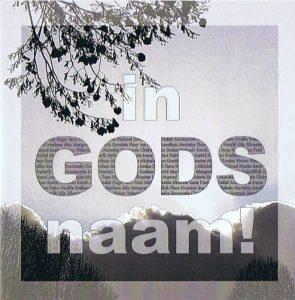 CD In Gods Naam Voorkant