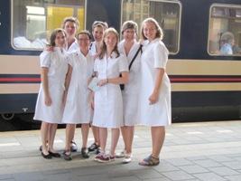 Lourdes 2014 septemberreis dag 1